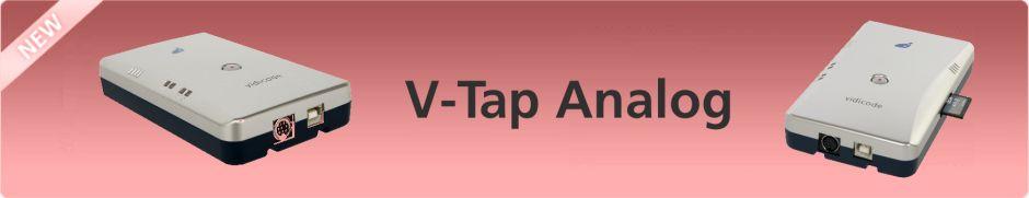 Banner-V-Tap-Analog