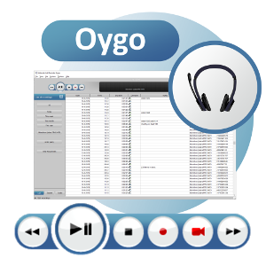 Call Recorder Oygo Software for Headsets and SoftPhones